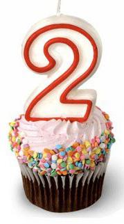 Вече сме на 2 годинки! Почерпете се за празника ни! image